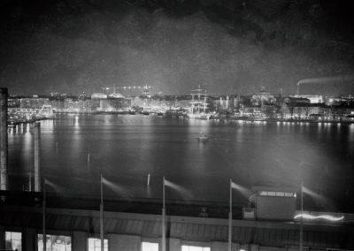 Utsikt över Strömmen